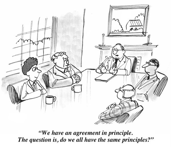Principled Salary Negotiation